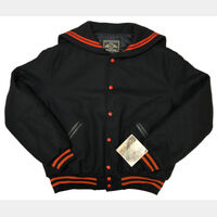 Close Out Ladies Wool Letterman Jacket Thumbnail
